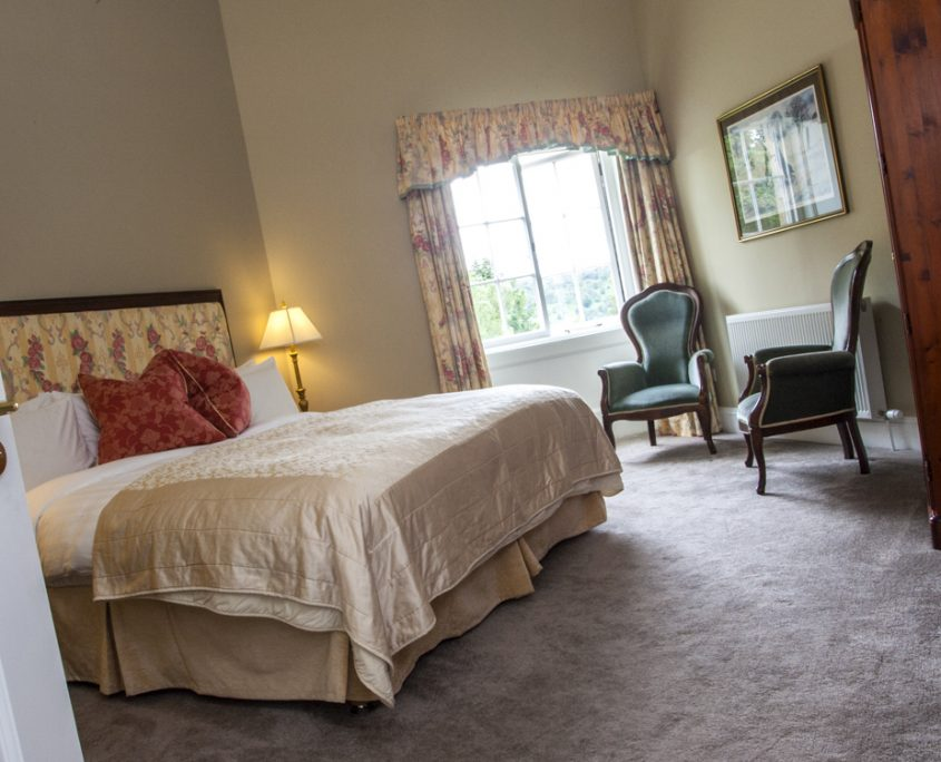 Scottish Highlands Boutique Hotel, superior twin/king room.