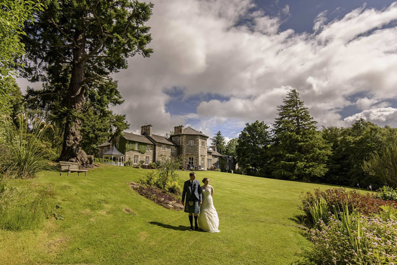 Wedding Venues Inverness Scotland The Coul House Hotel Highland