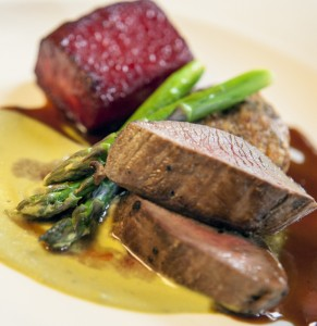 Scottish Highlands Fine Dining at Coul House Hotel, Contin, Near Inverness, Scotland.