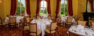 Coul House Hotel Contin, al la carte dining