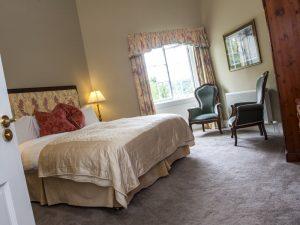 Scottish Highlands Boutique Hotel, superior twin/king room.