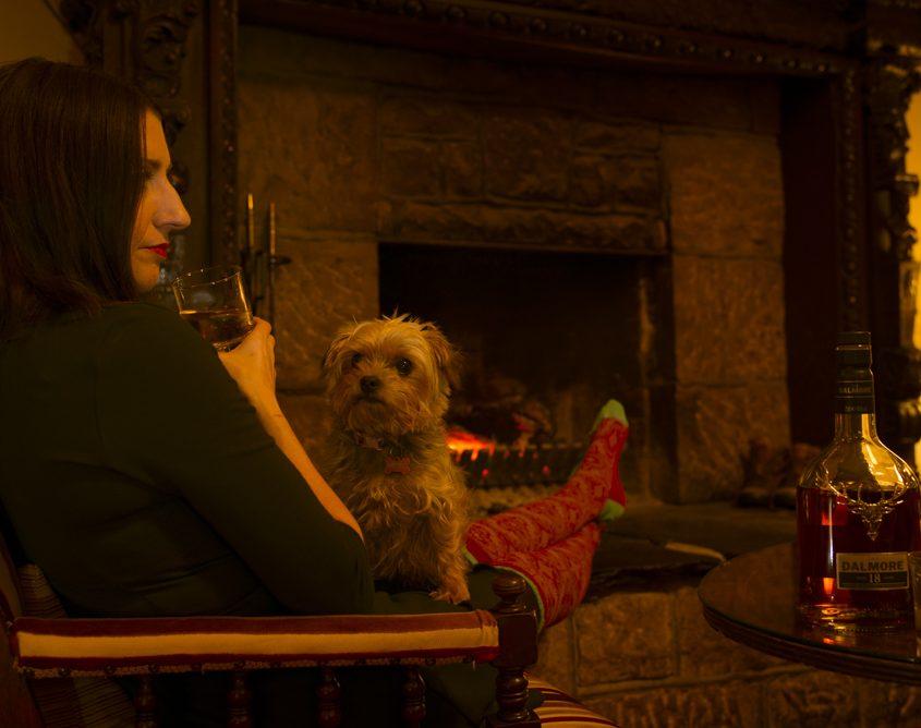 Coul House Hotel, Dog Friendly hotel Scotland, Scottish highlands.
