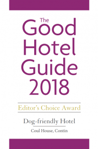 Good Hotel Guide 2018