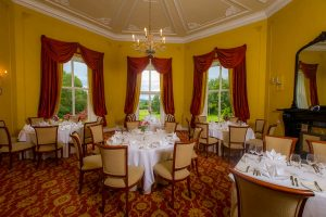 Coul House Hotel, New A la carte menu