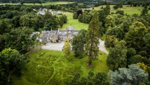 Coul House Hotel, Luxury hotel scotland Contin near Inverness.