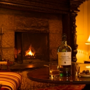 Autumn at Coul. Country House Hotel in the Sottish Highlands.