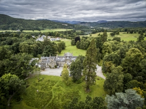 Guest review for the Coul House Hotel, Contin, Near Inverness, Scotland.