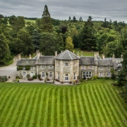 Coul House Hotel, Deliciously Romantic.
