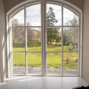 A room with a view at Coul House Hotel
