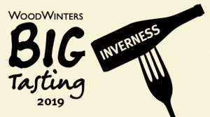 Wood winters Big tasting 2019, friends of Coul House Hotel, Contin near Inverness