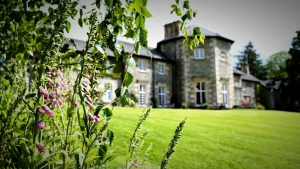 Coul House Hotel and Gardens, Contin near Inverness