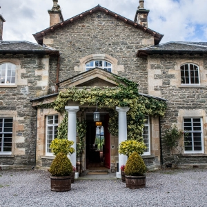 Corporate Events Scottish highlands at Coul House Hotel, Contin, North of Inverness