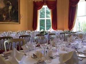 Weddings at Coul House Hotel, Contin near Inverness.