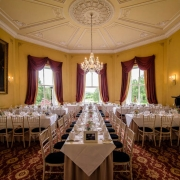 Scottish Highland weddings at Coul House Hotel, Contin near Inverness.