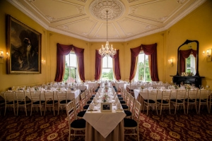 Coul private dining and celebrations at Coul House Hotel, Contin.
