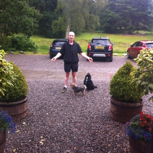 Coul Member Focus, the team at Coul House Hotel, Contin near Inverness.