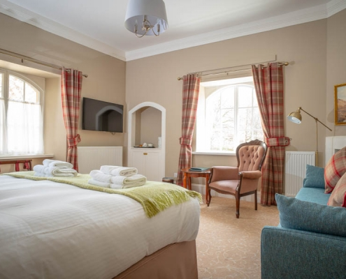 Coul House Hotel, Coul Rooms