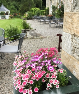 Coul House Re-opening 15th of July 2020. Coul House Hotel, Coul House hotel Gardens and Fairy Trail