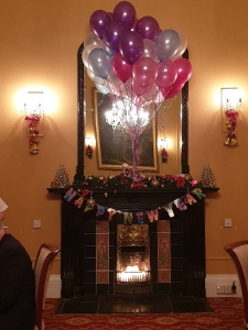 Hogmanay in the Scottish Highlands, Coul House Hotel, Contin, 30 minutes North of Inverness