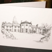 Coul House Hotel Mothers Day Gift Voucher. Contin, North of Inverness at the start of the North Coast 500.