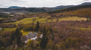 Enjoy a traditional Scottish Highland Escape. Could House Hotel is 25minutes north of Inverness at the start of the North Coast 500 Route, leading into the Highland wilderness.